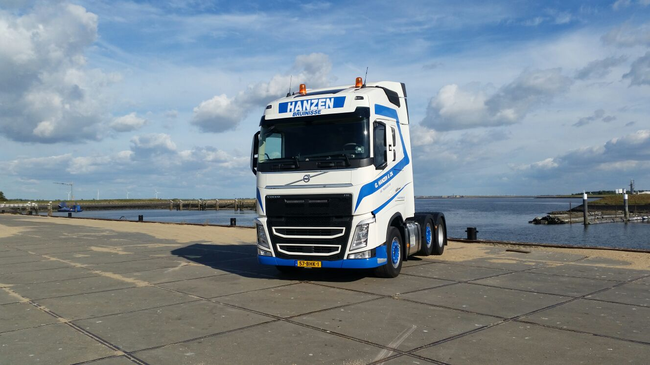 G.Hanzen & ZN Transport BV.
